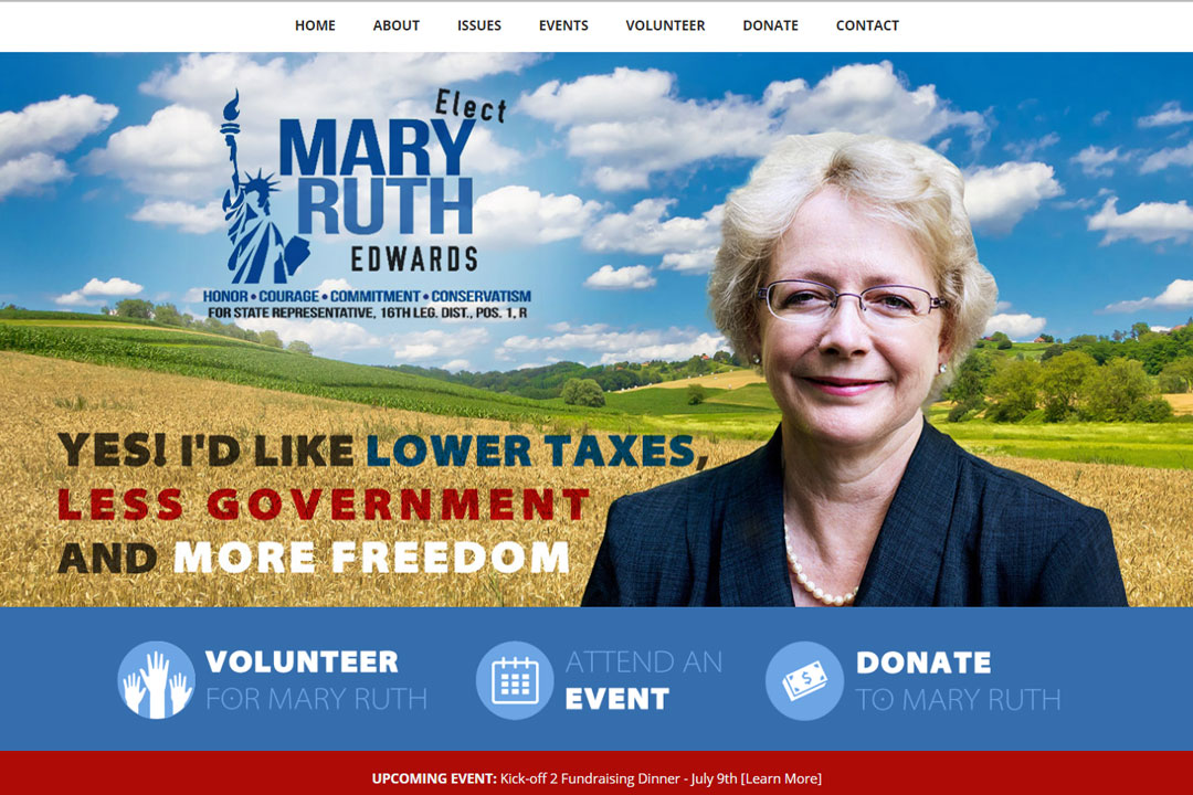 Mary Ruth Edwards for State Rep.