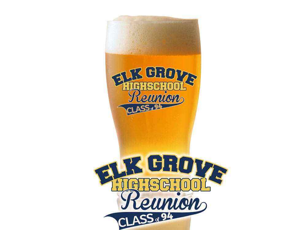 Elk Grove High Reunion mug