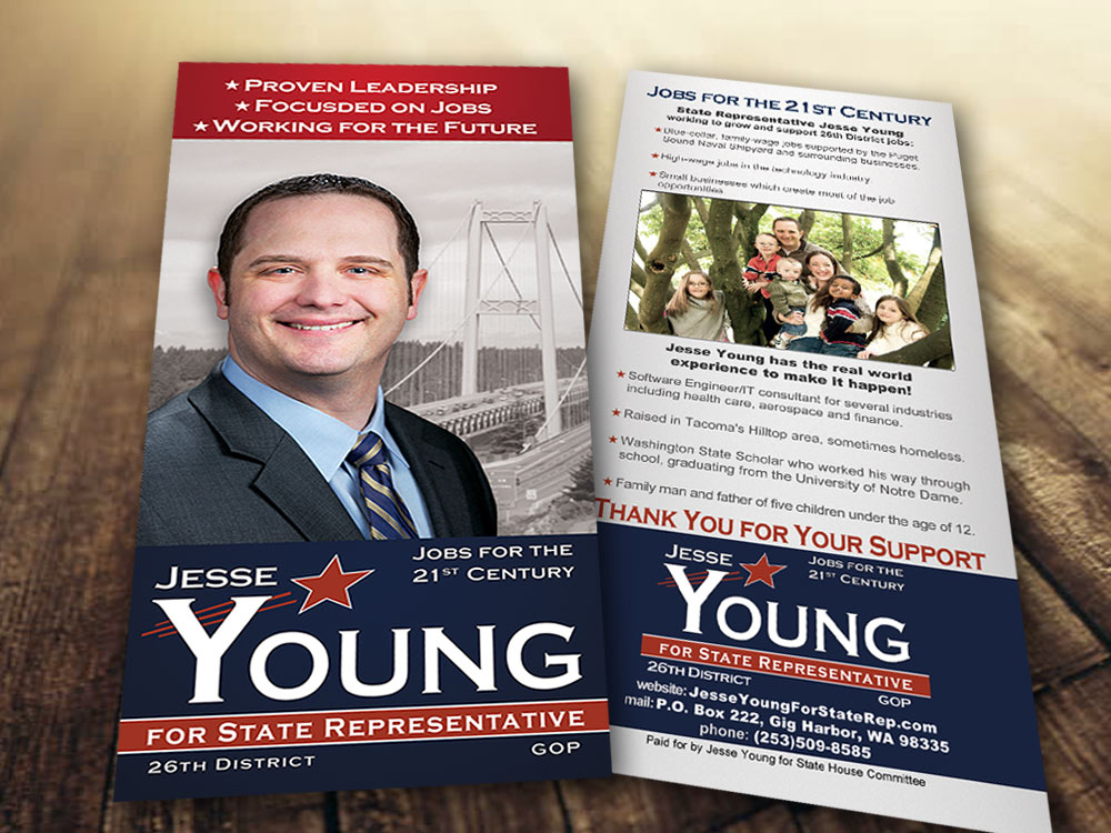 State Rep. Jesse Young Flyer