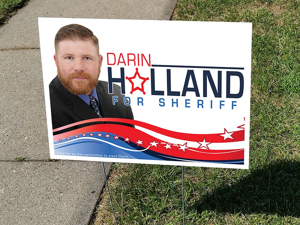 Darin Holland for Sheriff